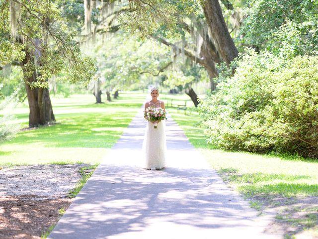 Tom and Hilleri's Wedding in Murrells Inlet, South Carolina 21