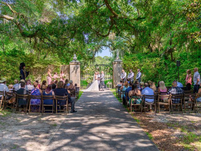 Tom and Hilleri's Wedding in Murrells Inlet, South Carolina 23
