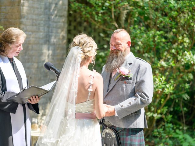 Tom and Hilleri's Wedding in Murrells Inlet, South Carolina 24
