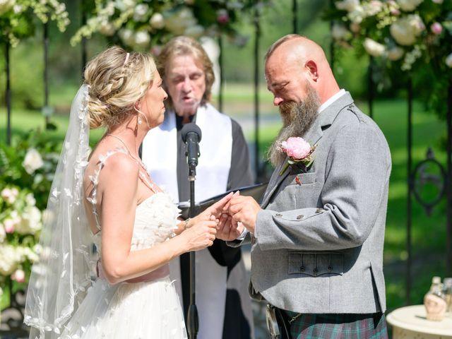 Tom and Hilleri's Wedding in Murrells Inlet, South Carolina 25