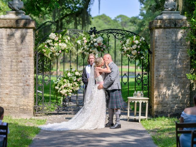 Tom and Hilleri's Wedding in Murrells Inlet, South Carolina 27