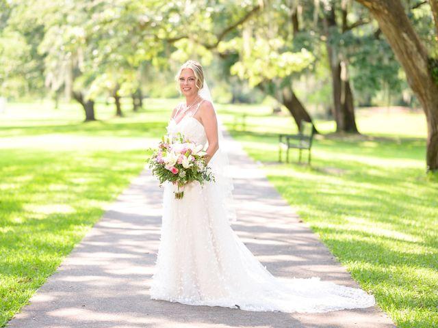 Tom and Hilleri's Wedding in Murrells Inlet, South Carolina 29