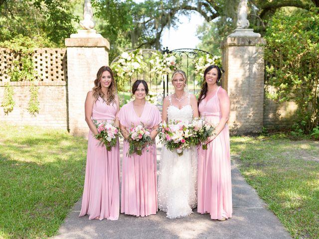 Tom and Hilleri's Wedding in Murrells Inlet, South Carolina 32