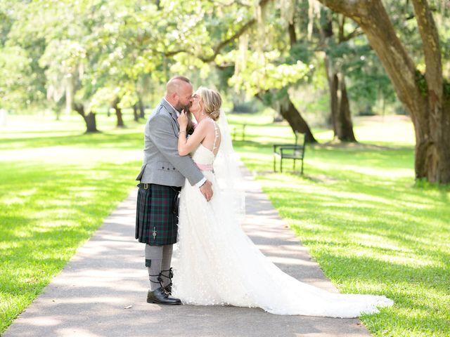 Tom and Hilleri's Wedding in Murrells Inlet, South Carolina 35