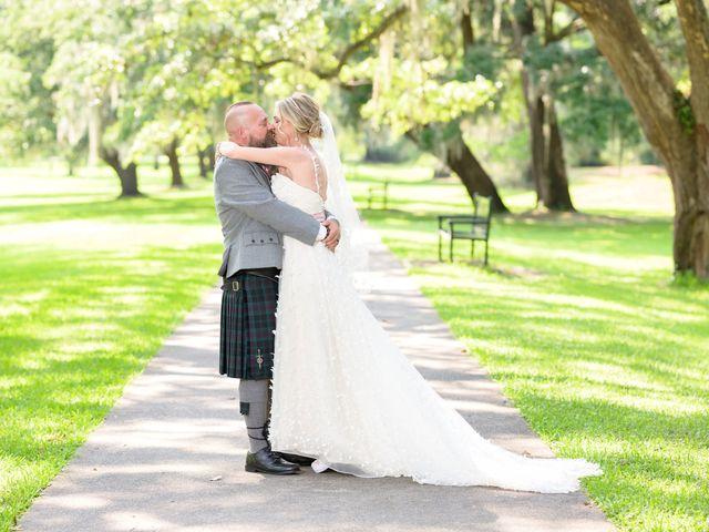 Tom and Hilleri's Wedding in Murrells Inlet, South Carolina 36
