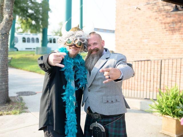 Tom and Hilleri's Wedding in Murrells Inlet, South Carolina 40