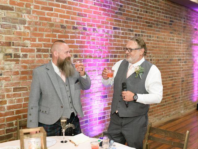 Tom and Hilleri's Wedding in Murrells Inlet, South Carolina 42