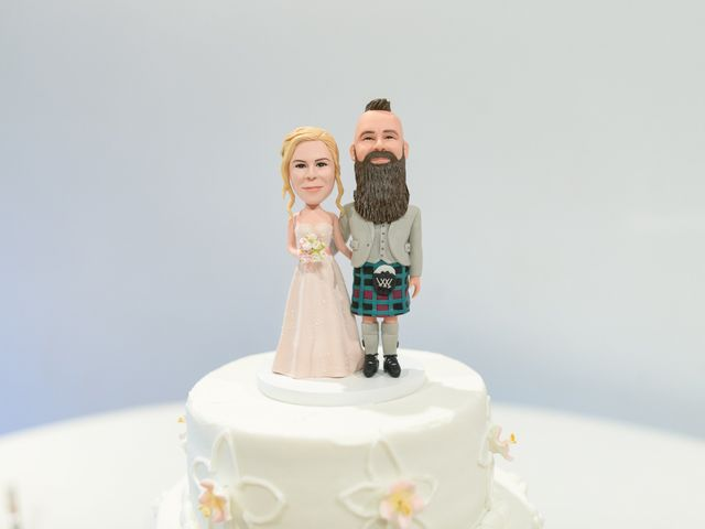 Tom and Hilleri's Wedding in Murrells Inlet, South Carolina 43