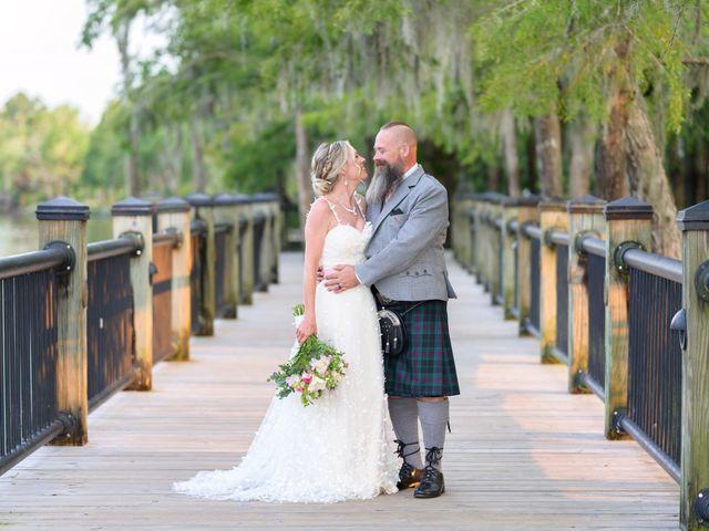 Tom and Hilleri's Wedding in Murrells Inlet, South Carolina 47