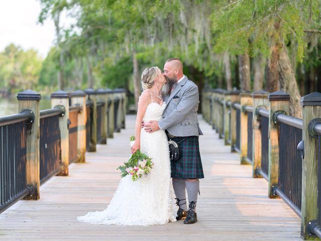 Tom and Hilleri's Wedding in Murrells Inlet, South Carolina 49