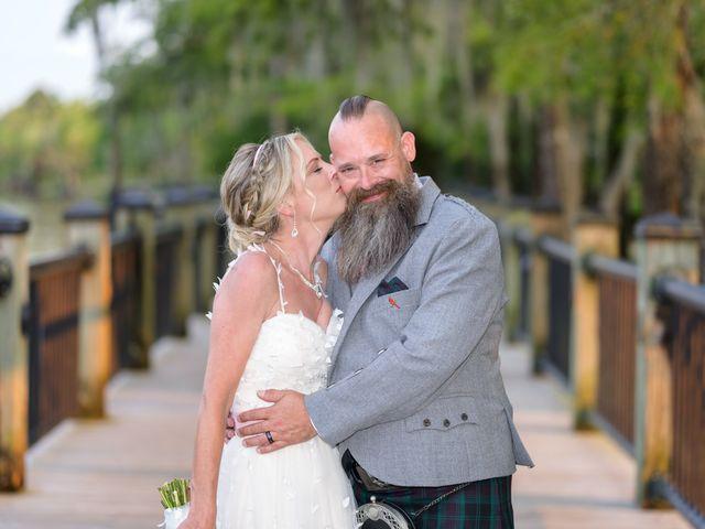 Tom and Hilleri's Wedding in Murrells Inlet, South Carolina 50