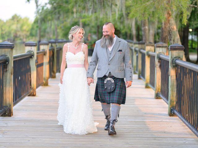 Tom and Hilleri's Wedding in Murrells Inlet, South Carolina 51