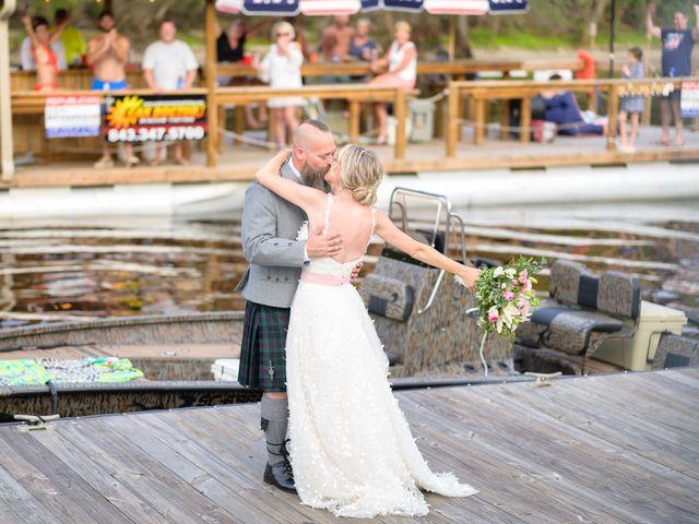 Tom and Hilleri's Wedding in Murrells Inlet, South Carolina 55
