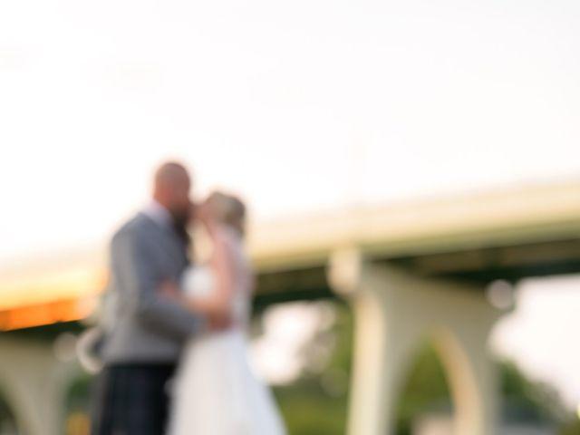 Tom and Hilleri's Wedding in Murrells Inlet, South Carolina 57