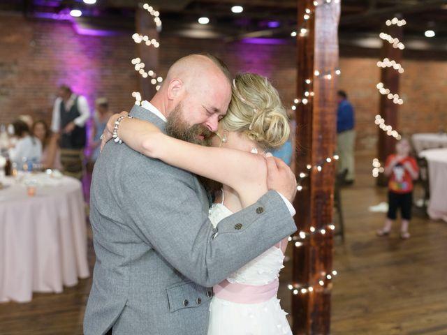 Tom and Hilleri's Wedding in Murrells Inlet, South Carolina 61