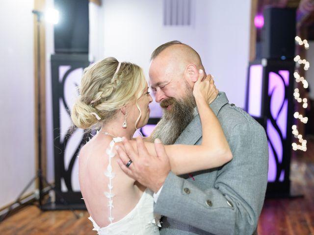 Tom and Hilleri's Wedding in Murrells Inlet, South Carolina 62