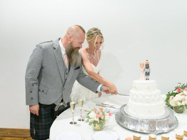 Tom and Hilleri's Wedding in Murrells Inlet, South Carolina 64