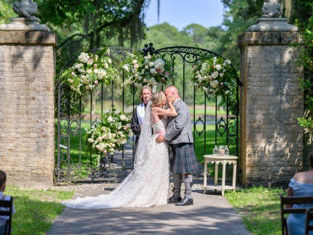 Tom and Hilleri's Wedding in Murrells Inlet, South Carolina 26