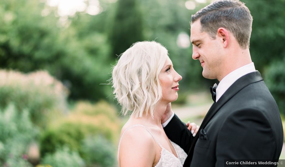 Caleb and Brittany's Wedding in Fayetteville, Arkansas