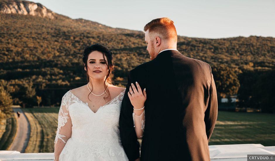 Elise and David's Wedding in Westfield, North Carolina