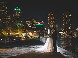 The wedding of Matt and Shauna
