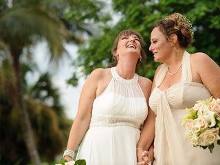 Kimberly and Tonya's Wedding in Naples, Florida 3