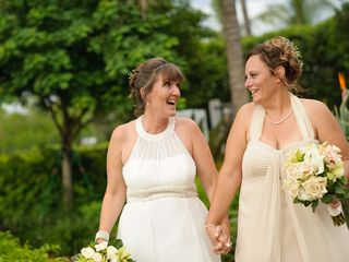 The wedding of Tonya and Kimberly 3