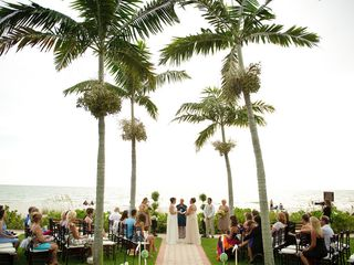Kimberly and Tonya's Wedding in Naples, Florida 8