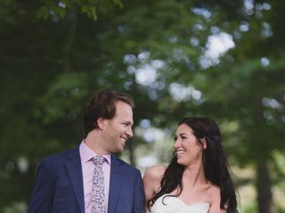 The wedding of Bobby and Cait 3