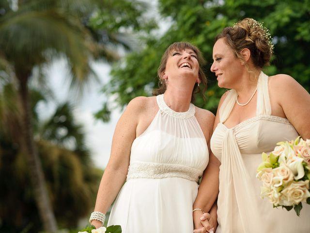 Kimberly and Tonya's Wedding in Naples, Florida 4