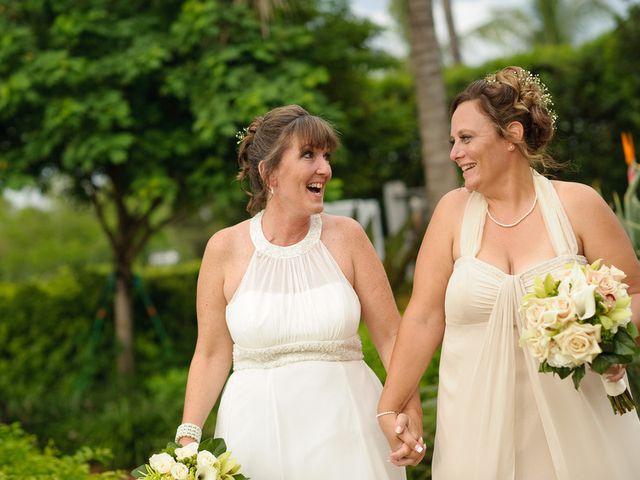 Kimberly and Tonya's Wedding in Naples, Florida 2