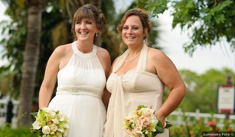 Kimberly and Tonya's Wedding in Naples, Florida