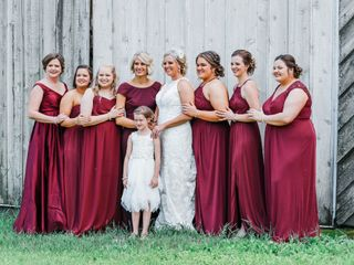 Stefanie and Marcus's Wedding in Tipton, Iowa 3