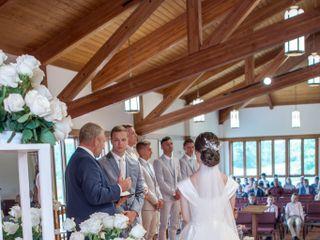 The wedding of Dina and David 3