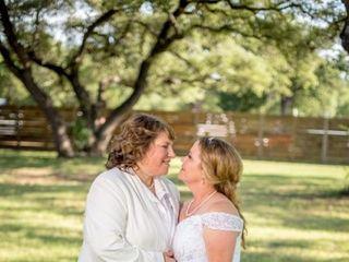 The wedding of Nicole and Phoebe 3