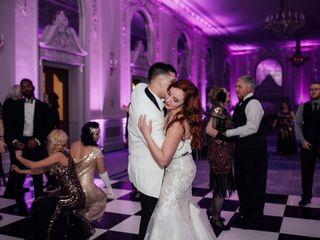 The wedding of Tia and Crockett 2