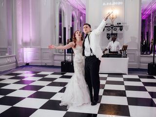 The wedding of Tia and Crockett 3