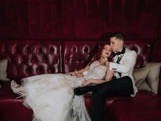 The wedding of Tia and Crockett