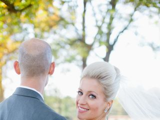 Laura and Kingston's Wedding in Sandy Spring, Maryland 10
