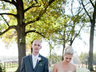 Laura and Kingston's Wedding in Sandy Spring, Maryland 8