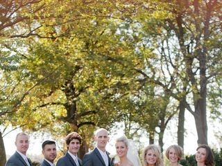 Laura and Kingston's Wedding in Sandy Spring, Maryland 12