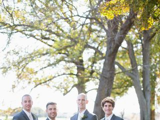 Laura and Kingston's Wedding in Sandy Spring, Maryland 13
