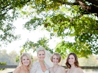 Laura and Kingston's Wedding in Sandy Spring, Maryland 15