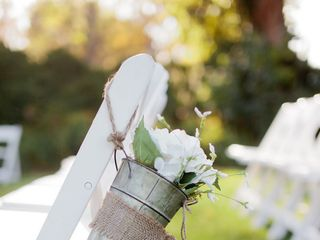 Laura and Kingston's Wedding in Sandy Spring, Maryland 23