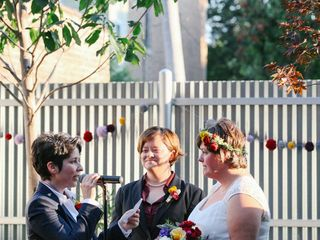 Melissa and Julie's Wedding in North Chicago, Illinois 3