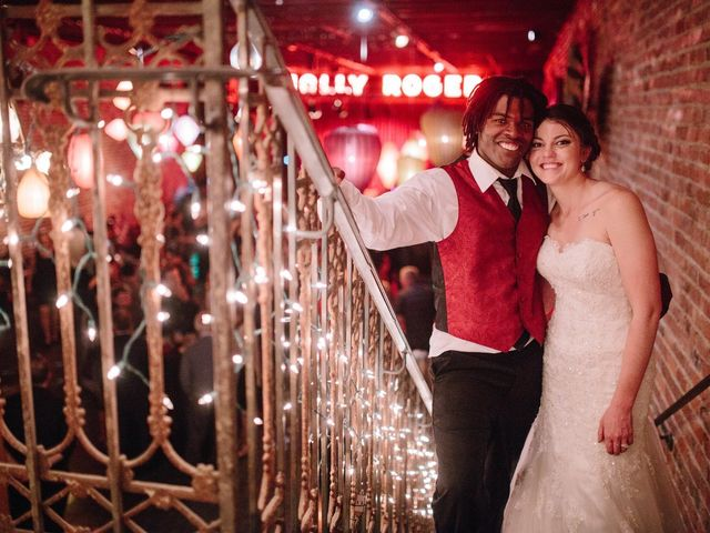 The wedding of Natalie and Ashon
