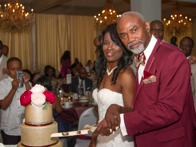 Osmond and Rochelle's Wedding in Cleveland, Ohio 2