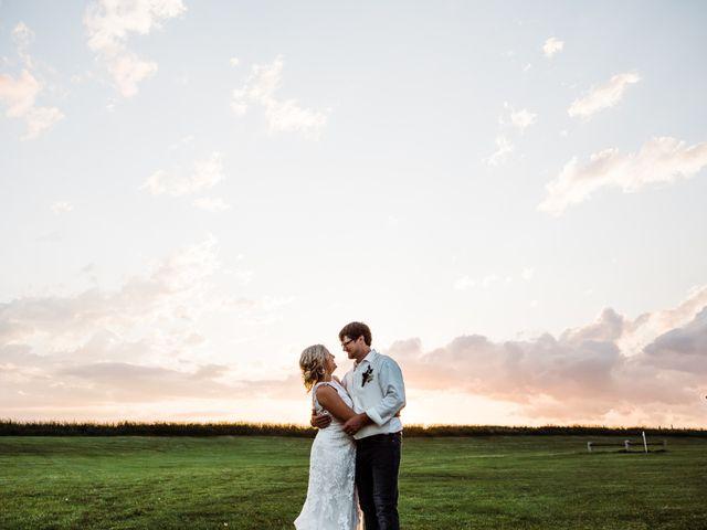 Stefanie and Marcus's Wedding in Tipton, Iowa 2
