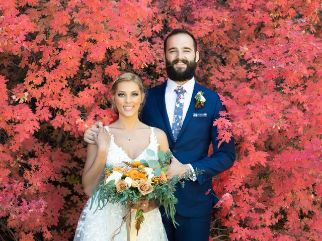 The wedding of Brittany and Austin