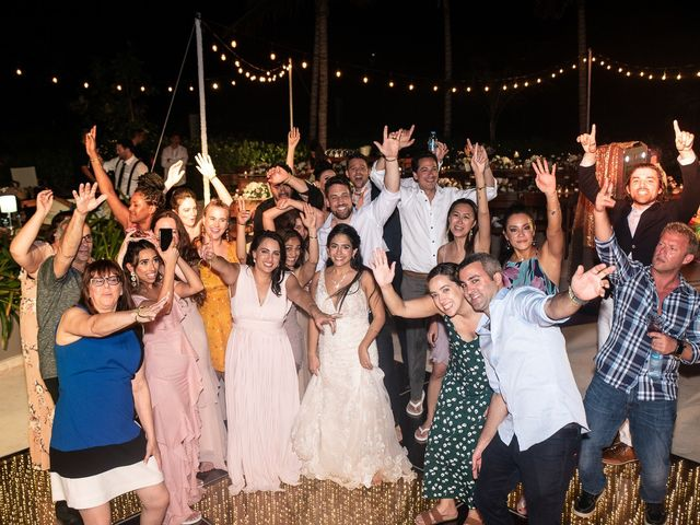 Jay and Mazal's Wedding in Cancun, Mexico 44